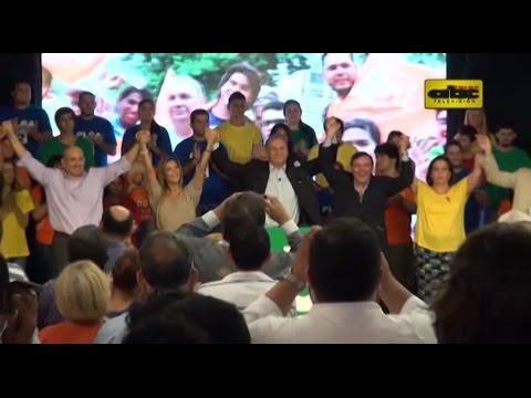 """Confiados en vencer """"estructura"""" colorada"""