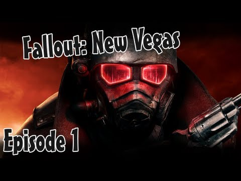 "Fallout: New Vegas - Part 1 ""Intro"""
