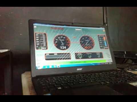 RD 135 Dinamômetro