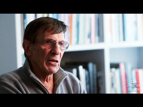 Shatner - Cultural icon Leonard Nimoy talks with LA Times Reporter Geoff Boucher about his work as an actor, director and photographer. In part two of the interview, N...