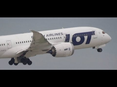 Lot - It is good to see the Boeing 787 back in the skies after the battery incident. It is even more wonderful that it is here in Chicago. Here is the first regula...