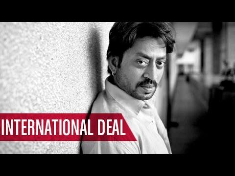 Irrfan Khan Signs 3 Years Long International Deal