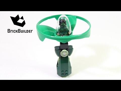 "Конструктор LEGO Ninjago 70743 ""Флайер аэроджицу Моро"""