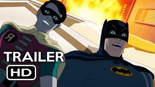 Nonton Batman  Return Of The Caped Crusaders Official Trailer  1  2016  Adam West Animated Movie Hd Film Subtitle Indonesia Streaming Movie Download