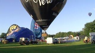 Friese Ballonfeesten in Joure weer begonnen