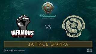 Infamous' vs Colombia DotA, The International 2017 Qualifiers [Tekcac]