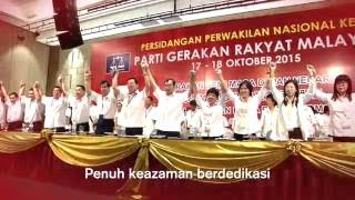Gerakan Will Never Stop Striving - Economy (E)