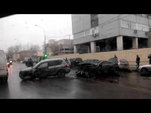 Ищу свидетелей  ДТП, Москва и МО 16.12.2014 (Запись видеорегистратора)
