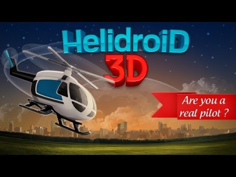 Video of Helidroid 3D : Helicopter RC