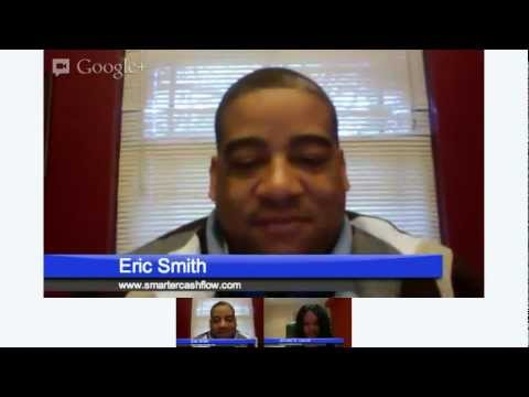 Hangout with Jenn – LIVE Make Money Online Mastermind with Eric Smith of Smarter Money Now