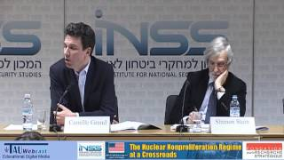 US-European Perspectives on Nonproliferation: From the Cold War to the Present