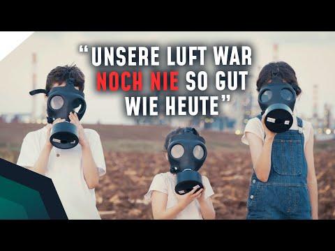 """""""Unsere Luft war noch nie so gut wie heute!"""" - Experiment zum Diesel und neue Studien"""