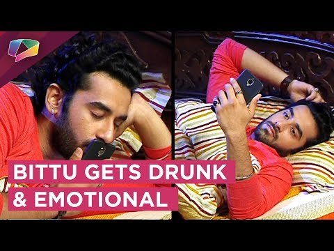 Bittu Misses Munni And Gets Drunk | Munni Calls Bi