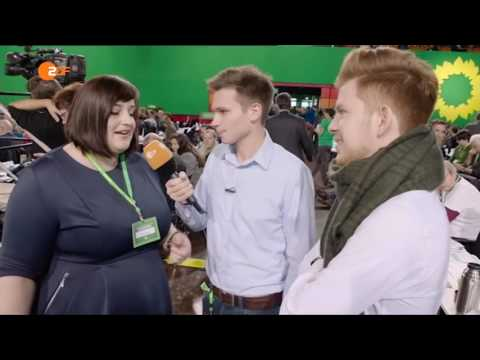 Grüne: Wahl-Grünhorn Fabian Köster prüft die Grünen