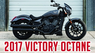 5. 2017 Victory Octane review