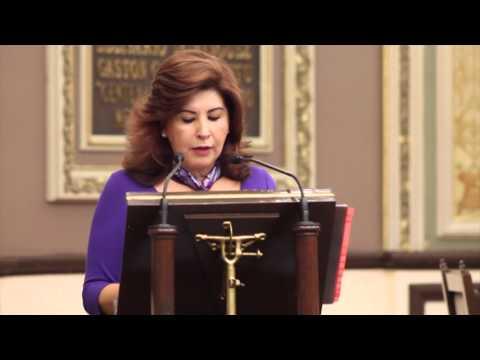 El GL PAN a través de Patricia Leal, presentó la iniciativa de Ley del Notariado del Estado, para mejorar y ampliar las funciones de los notarios en beneficio de los poblanos