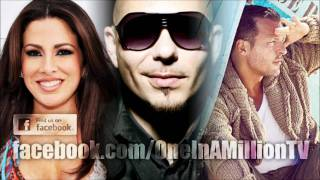 Jean Roch feat Pitbull  Nayer  Name Of Love (CDQ) Official