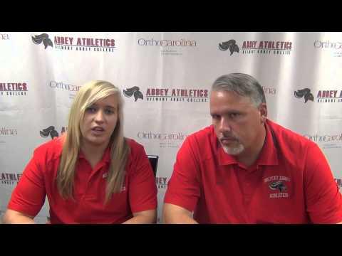 OrthoCarolina Medical Minute: Assistant Athletic Trainer Andrea Davis
