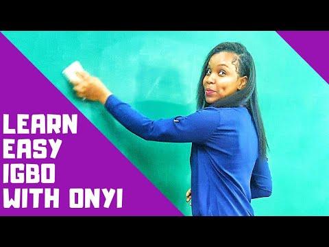 HOW TO SAY HELLO AND GOODBYE LIKE A NATIVE IGBO SPEAKER | IGBO LESSON SERIES | NIGERIA