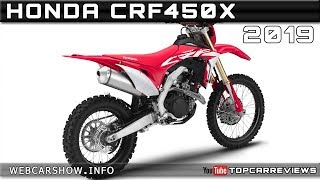 3. 2019 HONDA CRF450X Review Rendered Price Specs Release Date