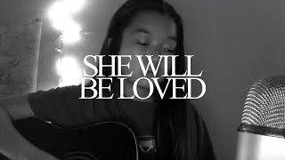 Maroon 5 - She Will Be Loved (cover)