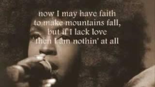 <b>Lauryn Hill</b>  Tell Him With Lyrics On Screen