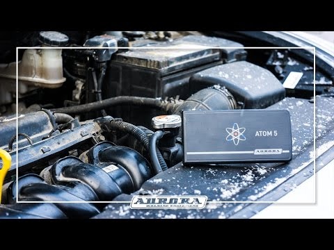 АТОМ 5 - запуск бензиновых двигателей до 2.5л