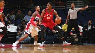 DeMar DeRozan Caps Off Preseason with 34 Point Night by NBA