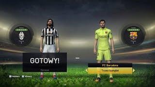 FIFA 15 - Hogaty vs FooRmaN # 23 -Juventus vs Barcelona