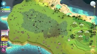 Godus 2.4. #16 (TimeLapse Game)