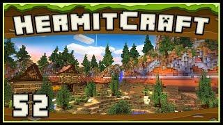 HermitCraft 4 - Minecraft:   My Biggest Building Challenge Yet!
