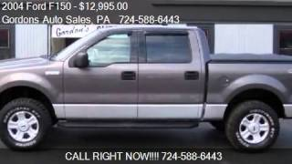 2004 Ford F150 SUPERCREW XLT 4WD - for sale in Greenville, P