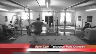 FITLIGHT Trainer™ & TAEKWONDO - Aaron Cook