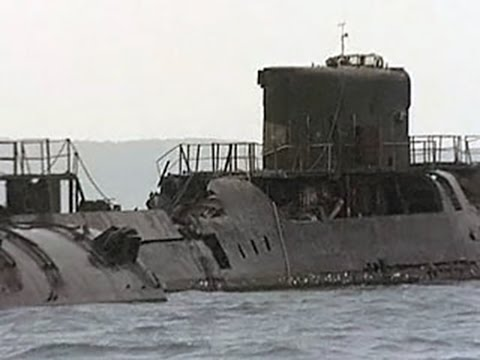 аварии на атомных лодках