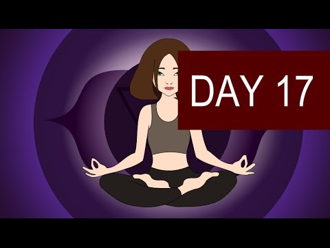 Third Eye Chakra Meditation – For Psychic Development – Day 17