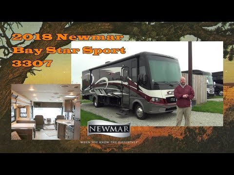NEW 2018 Newmar Bay Star Sport 3307 | Mount Comfort RV