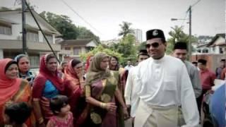 Malaysia Indian Muslim Wedding - Ishak&Nurul //