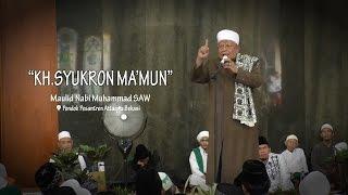 Video KH.Syukron Ma'mun - Maulid di Attaqwa MP3, 3GP, MP4, WEBM, AVI, FLV Desember 2018