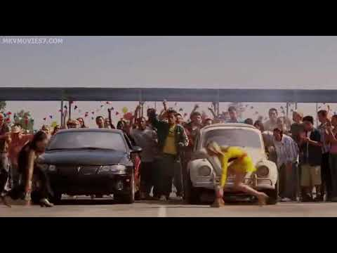 🔥 Herbie Fully Loaded 2005 ll Part 01  In Hindi Dubbed🔥