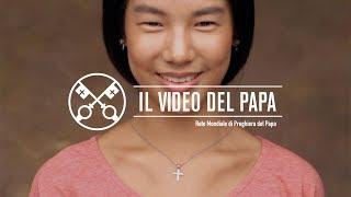 Le intenzioni di preghiera del Papa per novembre 2017