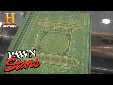 Pawn Stars: BIG BUCKS for ULTRA RARE Sci-Fi First Edition (Season 8)   History