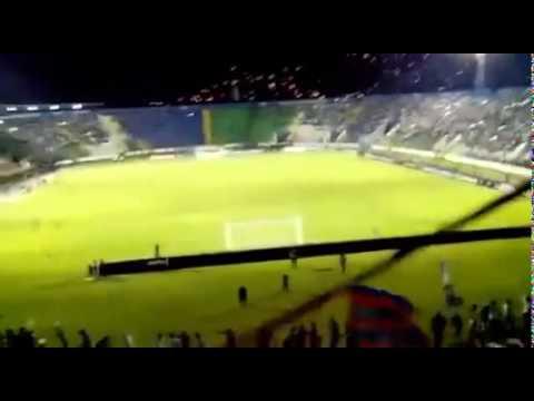 Ultra Fiel || Club Olimpia vs Herediano || Recibimiento Sale León || 24-02-15 - La Ultra Fiel - Club Deportivo Olimpia