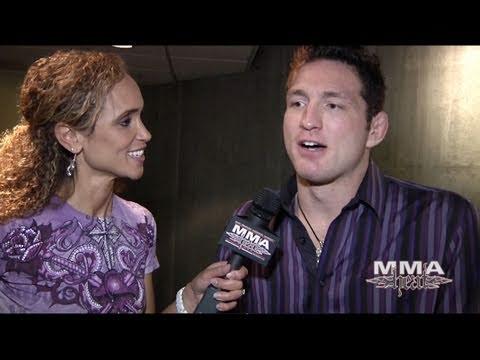 Jason Mayhem Miller talks Beating Sakuraba Punching Nick Diaz Boobs