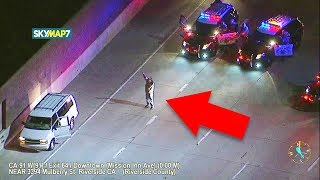 Video 10 Craziest Police Chases Caught On Camera MP3, 3GP, MP4, WEBM, AVI, FLV Desember 2018