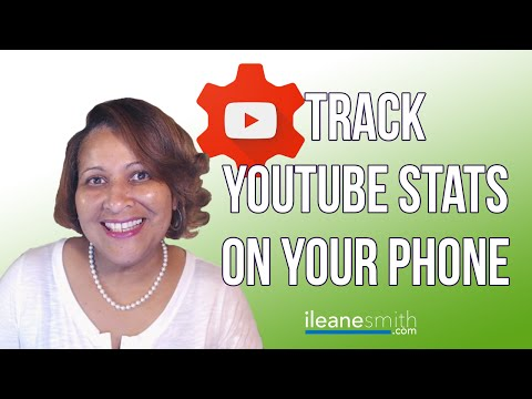 Watch 'Keep Track of YouTube Stats on the Go With the YouTube Studio App'