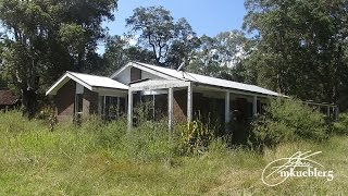 Woodburn Australia  city images : Abandoned house with far more interesting shed