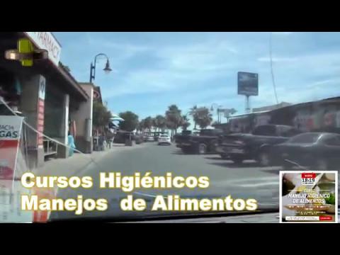18 y19 de Mayo 2017 se llevará a cabo curso de manejo higiénico de alimentos en Puerto Peñasco