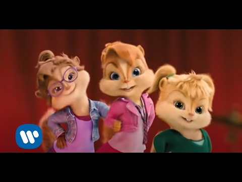 The Chipettes - Single Ladies [Put A Ring On It] (Official Music Video)