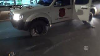 Video Mengejar Pelaku Tawuran, Mobil Tim Pemburu Preman Dipecahkan oleh Para Pelaku MP3, 3GP, MP4, WEBM, AVI, FLV Januari 2019