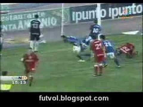 Xerez 3 - 1 R.C. Ferrol (Segunda División 2007 - 08)